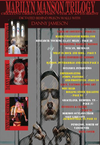 Marilyn Manson Trilogy - Creating an Antichrist