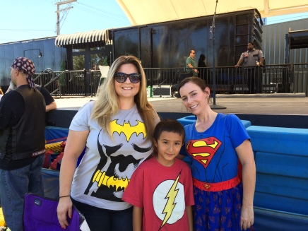 Super Hero Day Downtown Container Park September 3 (11)