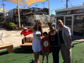 Super Hero Day Downtown Container Park September 3 (14)