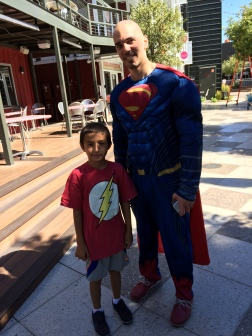 Super Hero Day Downtown Container Park September 3 (21)