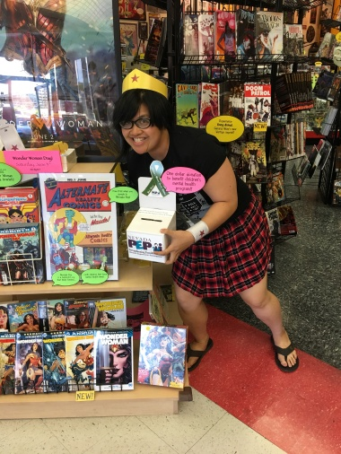Alternative Reality Comics Maryland Parkway - June 3 2017 (1)